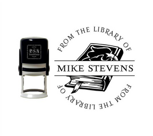 Book - Self-Inking Stamper