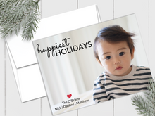 Load image into Gallery viewer, Houndstooth - Custom Photo Card