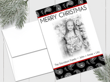 Load image into Gallery viewer, Pretty Paisley - Custom Photo Card