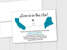 Load image into Gallery viewer, Destination Theme Wedding - Custom Invitation