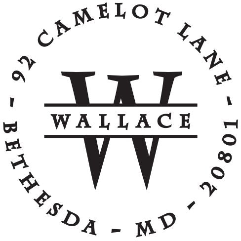 Wallace - Self-Inking Stamper