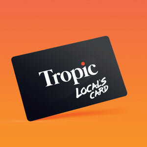 Tropic Local's Card