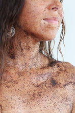 Load image into Gallery viewer, Coconut Coffee Scrub - Blush Body