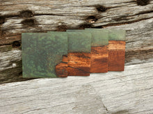 Load image into Gallery viewer, Wattle Coaster set - Salvaged Designs