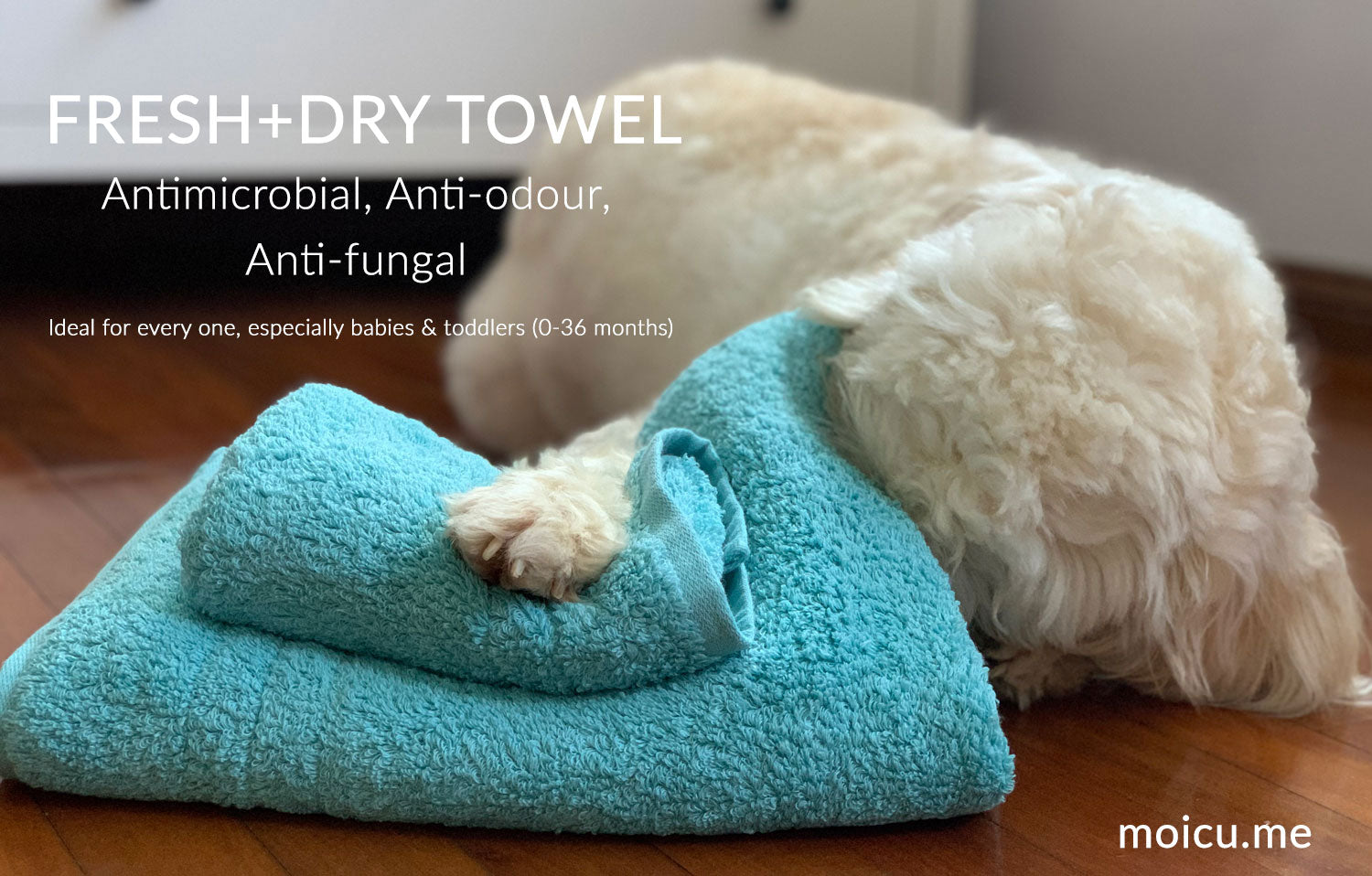 Best baby towel for your next baby shower gift for Singapore mothers