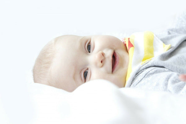 tips for healthy baby skin needs clean towel