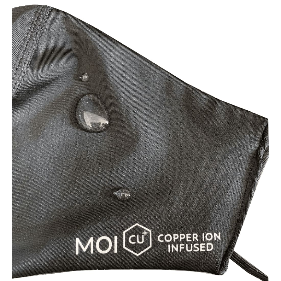 Copper ion infused mask - Mask for virus and bacteria