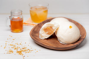 Honey Osmanthus Bao