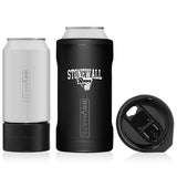 SCI 2021 HOPSULATOR TRÍO 3 IN 1 | BLACK OR GLITTER (16OZ/12OZ CANS)