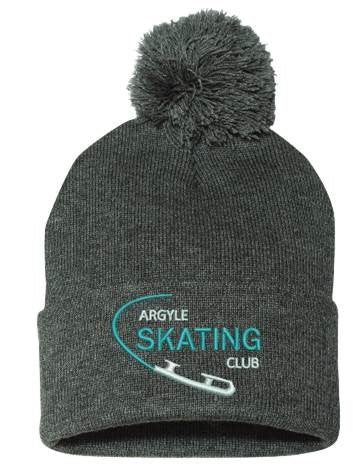 Argyle Skating Club Toque