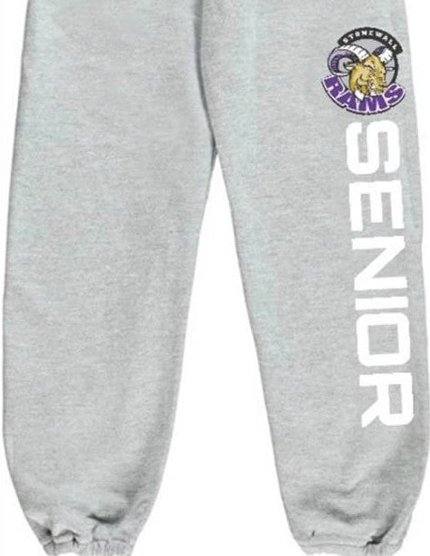 SCI 2021 Sweatpants POCKETED IN STOCK READY