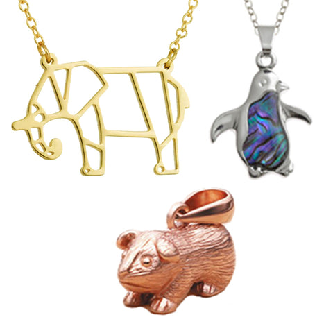 Animal Jewellery Collection