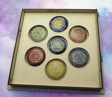 Load image into Gallery viewer, Chakra Metaphysical Reiki Healing Balancing Self Care Kit