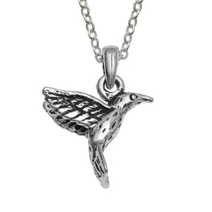 Hummingbird Pendant Necklace
