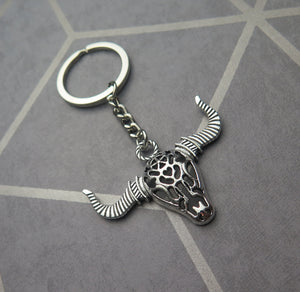 2021 Chinese Year of The Ox Keyring Keychain