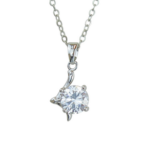 Sagittarius Horoscope Zodiac Crystal Pendant Necklace