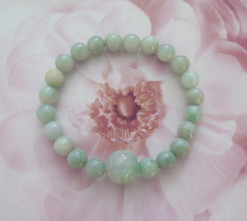 Lucky Real Genuine High Quality Grade A Jade Bracelet