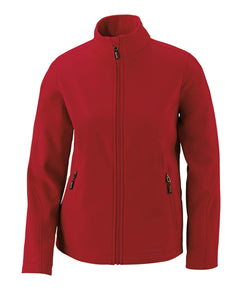 Core 365 Cruise Two-Layer Fleece Bonded Soft Shell Jacket - Womens