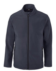 Core 365 Cruise Two-Layer Fleece Bonded Soft Shell Jacket - Mens