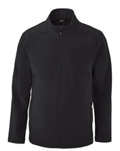 Load image into Gallery viewer, Core 365 Cruise Two-Layer Fleece Bonded Soft Shell Jacket - Mens