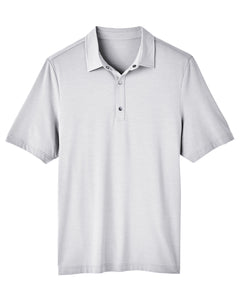 North End Snap-up Performance Polo - Mens