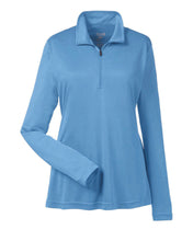 Load image into Gallery viewer, Team 365 Zone Performance Quarter-Zip - Womens