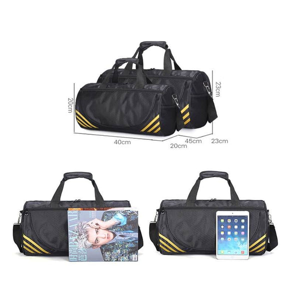 Classic Waterproof gym bag