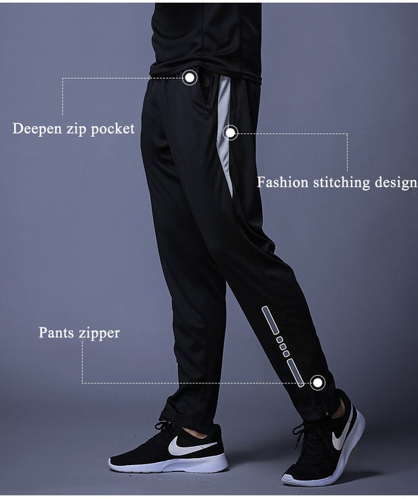 Breathable sport sweatpants