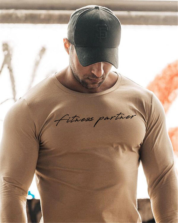 Fitness Partner Long-sleeve shirt