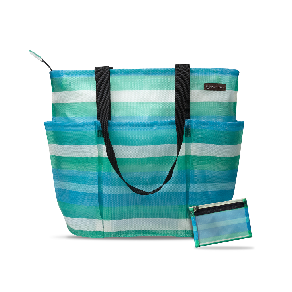 All Purpose, Multi Pocket, Daily Use, Utility Tote Bag