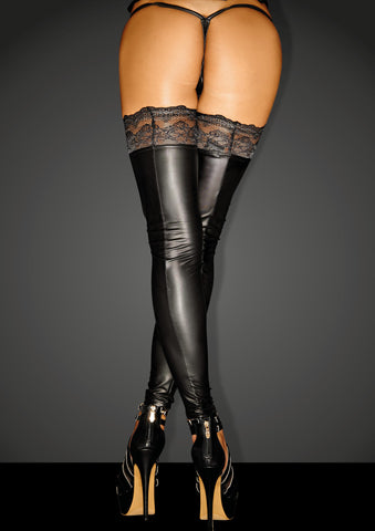 Powerwetlook stockings