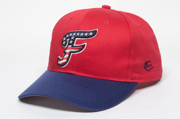 Youth Adjustable Stars & Stripes Hat
