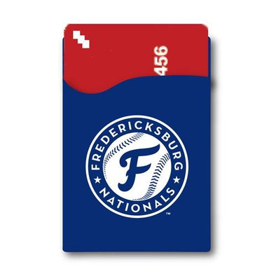 Fredericksburg Nationals FredNats Phone Wallet