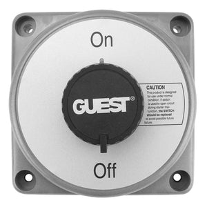 Guest 2303A Diesel Power Battery Heavy-Duty Switch
