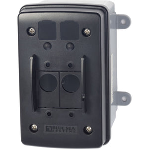 Blue Sea 3131 Surface Mount Circuit Breaker Enclosure
