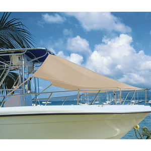 "Taylor Made T-Top Bow Shade 7L x 102""W - Sand"