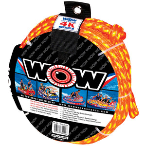 WOW Watersports 4K- 60 Tow Rope