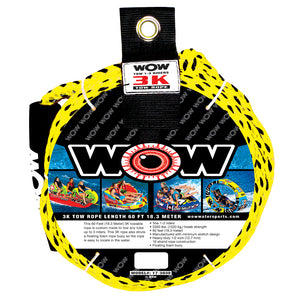 WOW Watersports 3K 60 Tow Rope