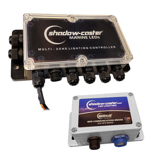 Shadow-Caster Ethernet Communications Bridge  Multi-Zone Controller Kit