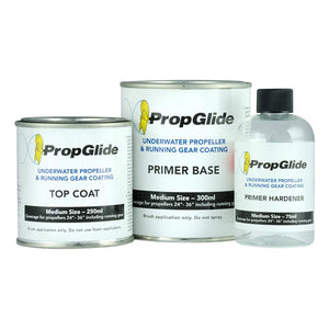 PropGlide Prop  Running Gear Coating Kit - Medium - 625ml