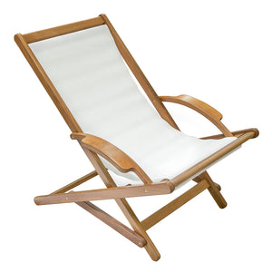 Whitecap Sun Chair - Teak