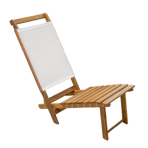 Whitecap Everywhere Chair - Teak