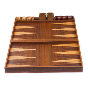 Whitecap Game Board (Oiled) - Teak
