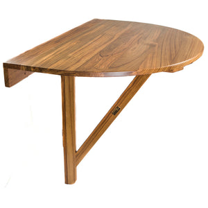 Whitecap Drop Leaf Table (Oiled) - Teak