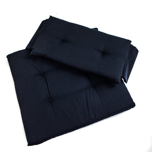 Whitecap Directors Chair II Replacement Seat Cushion Set - Navy