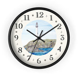 Rocks Off Pigeon Point Heirloom Designer Clock