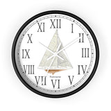 Enterprise Roman Numeral Clock