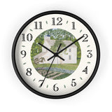 Country Garden Heirloom Designer Clock