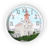 Morning Light Roman Numeral Clock