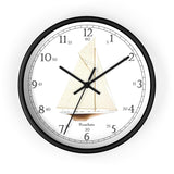 Resolute English Numeral Clock